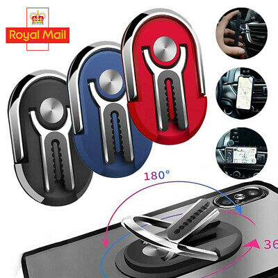 Multipurpose Mobile Phone Bracket 360° Rotation Car Air Vent Phone Holder Stand
