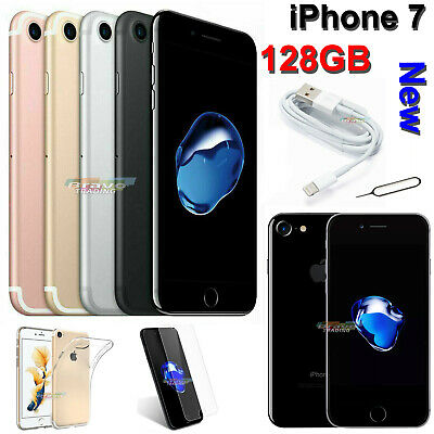 New Smartphone Sim Free Apple iPhone 7 256GB 128GB 32GB Unlocked Various Colours