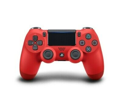 Sony PS4 Dualshock 4 Wireless Controller (RED) V2 BRAND NEW SEALED -UK FREE POST