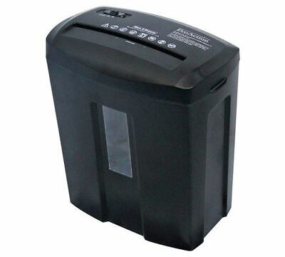 ProAction 6 Sheet 15 Litre Electric Paper Shredder Micro Cut
