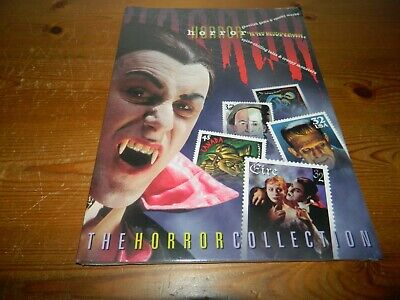 """SPECIAL """"HORROR"""" JOINT PACK (Royal Mail, USPS, Canadian, Irish Post)"""