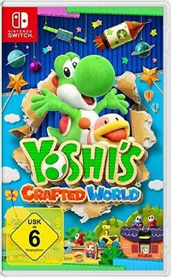 Yoshis Crafted World  Switch