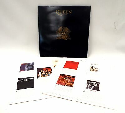 QUEEN (FREDDIE MERCURY) 'Greatest Hits II' Double Vinyl Lp In Gatefold - C19