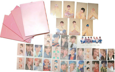 BTS MAP OF THE SOUL PERSONA - Photocard Postcard CD Standee - SELECT MEMBER KPOP