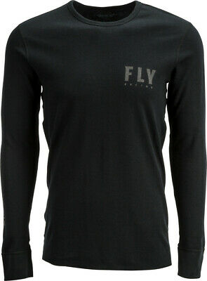 Fly Racing 2020 Adult Thermal Shirt Black All Sizes