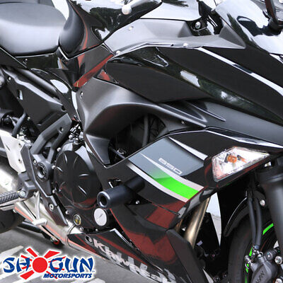 Swing Arm Spools and Bar Ends 2004-2006 Yamaha YZF-R1 Black Complete No Cut Frame Slider Kit; Includes: No Cut Frame Sliders 755-6709 MADE IN THE USA