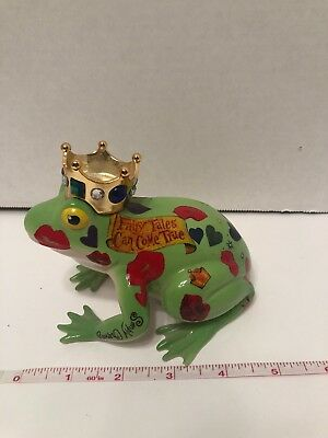 WESTLAND FANCIFUL FROGS OLD CROAKER FRAME NEW