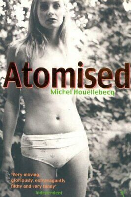 Atomised by Houellebecq  New 9780099283362 Fast Free Shipping--