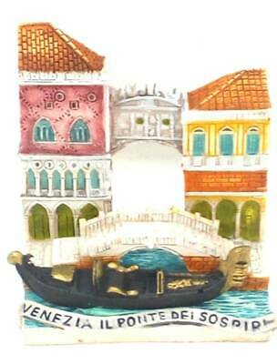 Venice Ponte dei Sospiri or Bridge of Sighs Souvenir Made in Italy