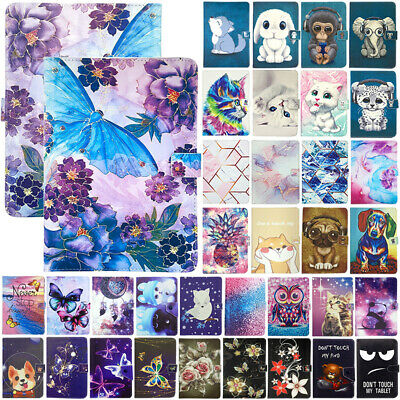 """For Huawei MediaPad T5 (10.1""""inch) Tablet Universal PU Leather Flip Case Cover"""