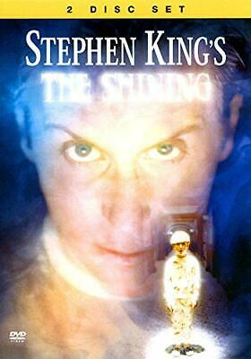 Stephen King's The Shining [DVD] [1997] - DVD  6QVG The Cheap Fast Free Post