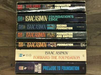 The Classic Foundation Series (Foundation Series, Collection of books 1-4) by Is