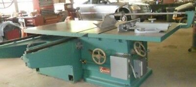 Oliver 2008 Sliding Table Saw (Woodworking Machinery)