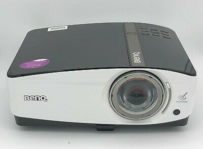 BenQ MP780 ST DLP Projector - Short Throw - Review Condition