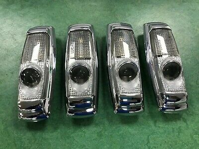 Rolls Royce And Bentley Chrome Interior L767 Lucas Map Light