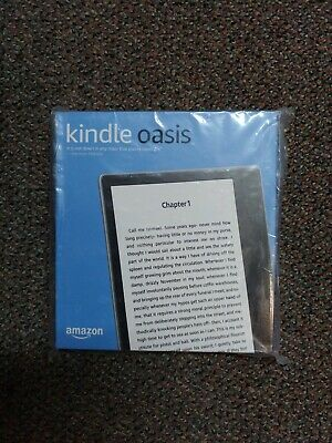 Amazon Kindle Oasis (9th Generation) 32GB, Wi-Fi, 7in - Graphite with Amazon