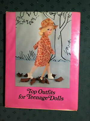 Top Outfits for Teenage Dolls fashion doll outfit book barbie sindy Nesta Hollis