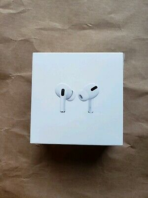 NEW Apple AirPods Pro   - White sealed free shipping
