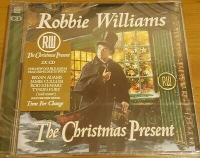 Robbie Williams - The Christmas Present [2CD] - BRAND NEW- SEALED