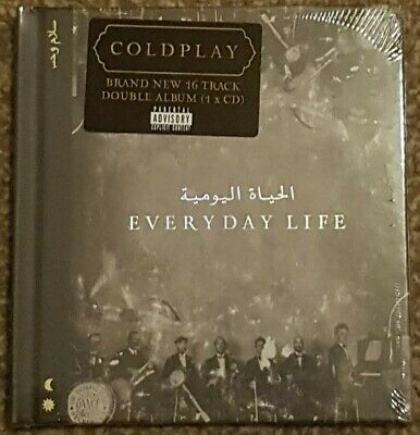 Coldplay - Everyday Life [CD] - BRAND NEW- SEALED