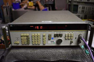 HP 3335A Synthesizer/Level Generator