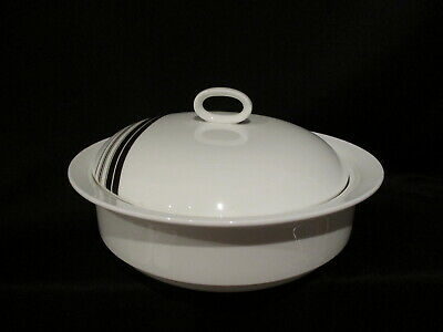 Wedgwood PARALLELS - Covered Vegetable Bowl