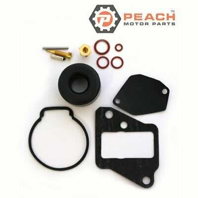 Peach Motor Parts PM-22-862210A01 Fitting Exhaust Manifold Drain Elbow Kit