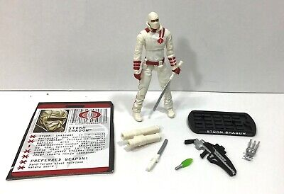Gi Joe 2009 Rise of cobra ROC storm shadow Suction cup accessories #34