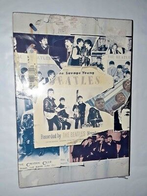 Anthology 1 by The Beatles (CD, Nov-1995, 2 Discs, Capitol) NEW IN BOOKLET BOX