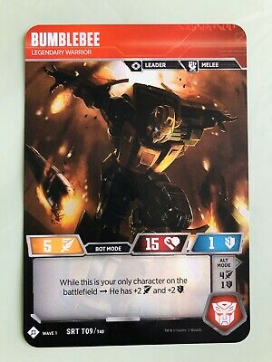 Brand new Transformers TCG lot of 4 Promos 2019 P3 P4 P5 /& P6 with Free Ship