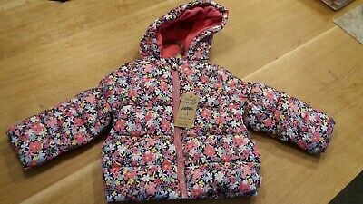 Mothercare baby girl coat 12-18months BNWT