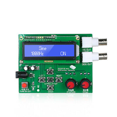 DDS Function Signal Generator Module Sine Square Triangle Sawtooth Wave Low G2K0