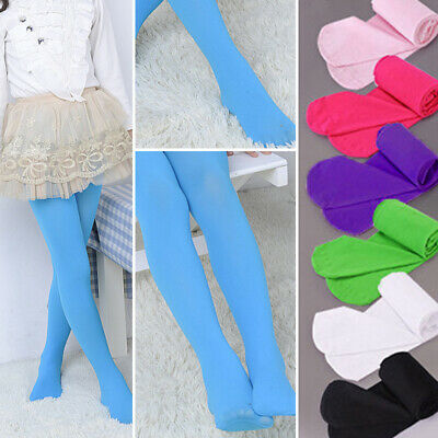 New Baby Socks Soft Kids Pantyhose Stockings Dance Long Tights Children Toddler