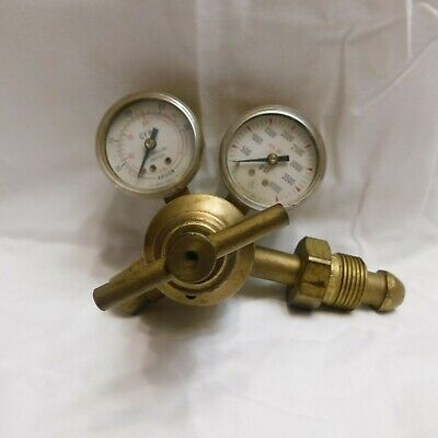 Small Argon Inert Gas Regulator