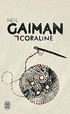 Coraline (Fantastique (9974)) by Gaiman, Neil Book The Cheap Fast Free Post
