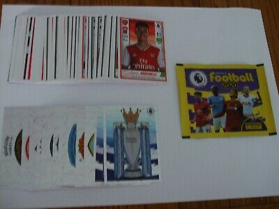 Panini Premier League 2020 Stickers Qtys 10, 20, 30, 40, 50 Loose Stickers