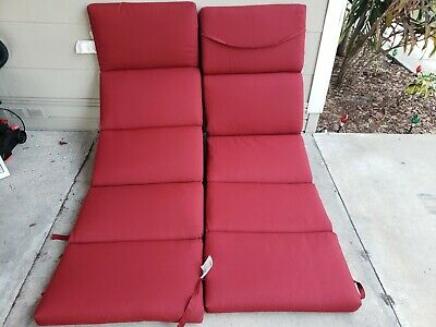 Christopher Knight Home 590 Salem Chaise Lounge Cushion Set of 2