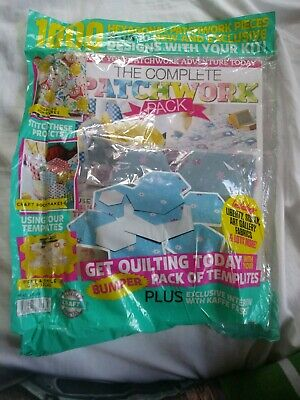 homemaker The complete patchwork pack