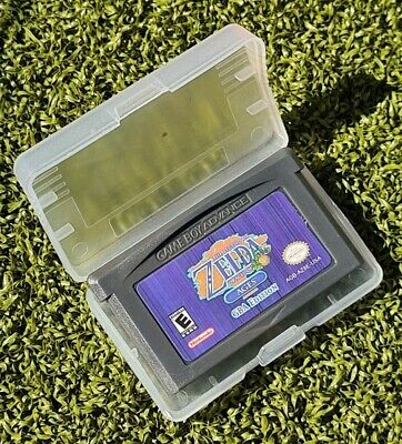 The legend of zelda - The oracle of Age    European version [English] GBA