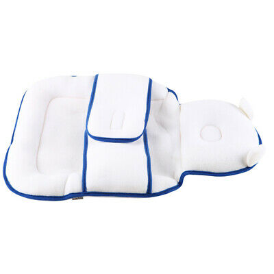 Newborn Caring Anti Roll Mattress Sleep Positioning Pad Baby Shaping Pillow CB