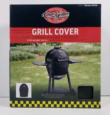 Grill Cover For Char-Griller?s #6520 AKORN Kamado Cart PVC Lining And
