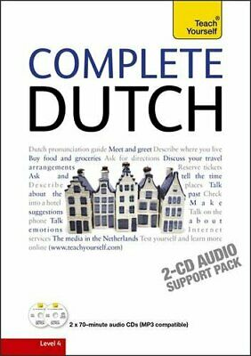 Complete Dutch: Teach Yourself (Audio Support) by Quist, Gerdi CD-Audio Book The