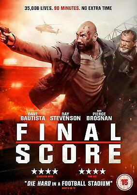 * NEW SEALED Action DVD Film Movie * FINAL SCORE