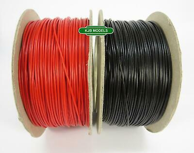 N OO DCC Model Railway Hook Up / Equipment Wire 16/0.2mm Cable -Choice Of Length