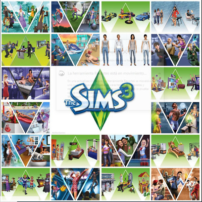 The Sims 3 and Expansions Origin (Windows/Mac)