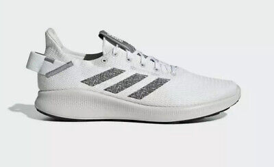 adidas SenseBOUNCE + STREET Men's Running Shoe Off White/Grey G27273 Size 10