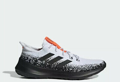 adidas SenseBOUNCE + Men's Running Shoe G27478 White/Black Size 10