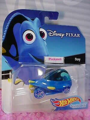 DORY ✰ blue ✰ DISNEY PIXAR Finding Nemo🎬2019 Hot Wheels Character cars