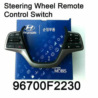 [HYUNDAI] Steering Wheel Remote Auto Cruise Control Switch For ELANTRA AD 2017