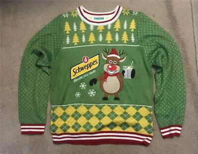 Festified Schwppes Sweater New Without Tags Size Men's XXL Free Shipping